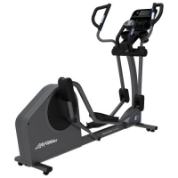 Life Fitness Crosstrainer E3 mit Track Connect-Konsole