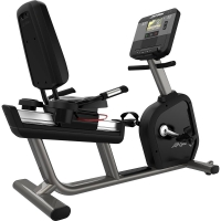 Life Fitness Liegeergometer Club Series+